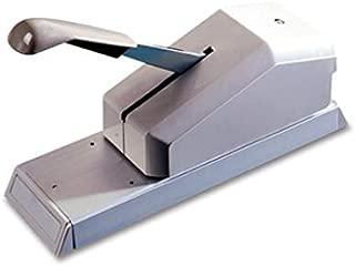Addressograph Bartizan 871 Credit Card Imprinter (with Name Plate)