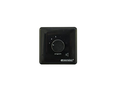 Omnitronic 80711222 Ela Sw Stereo Programmierschalter