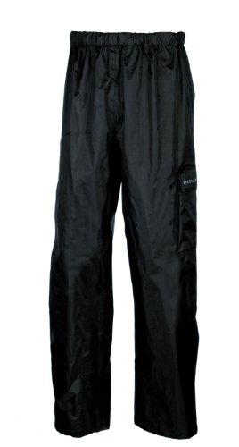 Baleno - Oslo - Pantalon de pluie - Homme - Noir (NSO black) - Taille: XL