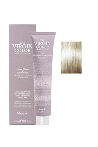 Nook The Virgin Color 11.0 Platinblond extra hell