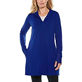 Coolibar UPF 50+ Women's Sunrise Cover-Up – Sun Protective