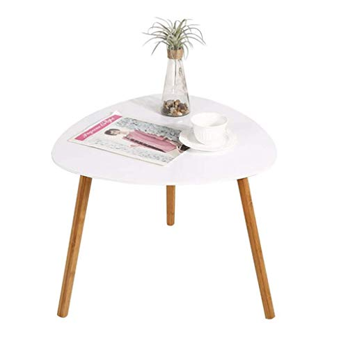 YVX Small Side Table, Triangle Sofa Side Table Coffee Table Small Table...