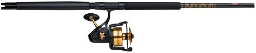 Spinfisher V & VI Spinning Reel & Rod Combo