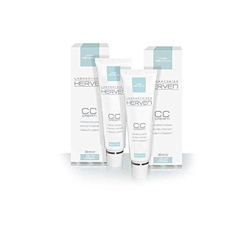 Pharmaday - herven cc cream media-scura 30ml