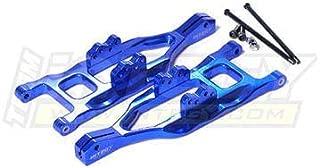 Integy RC Model Hop-ups T3020BLUE Evo-5 Front Lower Arm for T/E-Maxx 3903,3905,3906,3908,4907,4908,4909,4910