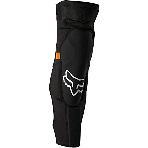 Fox Racing Launch D3O Knee/SHIN Guard, Black, Medium
