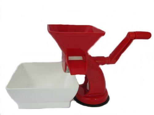 Exprimidor de tomate en polipropilene Master con recipiente