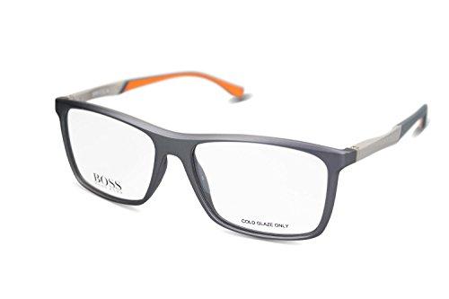 Hugo Boss Brillengestelle BOSS0708-HON-54 Monturas de gafas, Multicolor (Mehrfarbig), 54.0 para Hombre