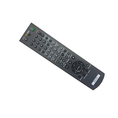 New Easy Replacement Remote Control Fit for Sony DVP-NS57P DVP-NS400D DVP-NS300 DVD Player
