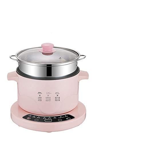 KYC Wok de Cocina eléctrica doméstica Multifuncional, Olla