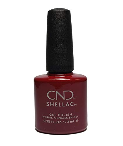 CND Shellac Contradictions 2015 Vernis semi-permanent 7,3 ml Rouge Rite