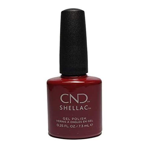 CND Shellac Smalti Semipermanente Rouge Rite - 7 ml
