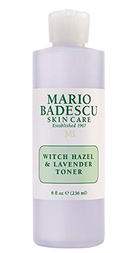 Mario Badescu Witch Hazel Toner, Lavender, 8 Fl Oz