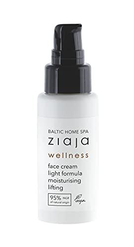 Ziaja Baltic Home Spa Wellness Crema facial hidratante y lifting fórmula ligera 50ml