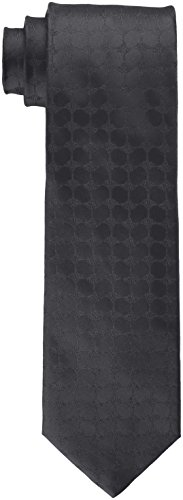 Joop! Herren 17 JTIE-06Tie_7.0 10004093 Krawatte, Grau (Medium Grey 030), 7 (Herstellergröße: One)