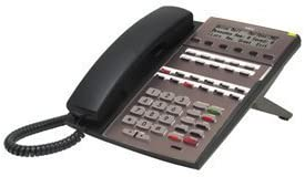 Consumer Electronic Products NEC 1090020 DSX 22-Button Display Telephone - Black Supply Store by NEC Telephone Systems (Certified Refurbished)