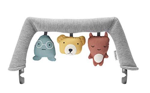 BABYBJÖRN Spielzeug für Babywippe, Weiche Freunde