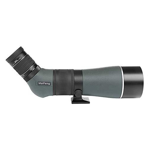 Spektiv, 45-Grad abgewinkelt großes Okular Fernrohr Teleskop, wasserdicht beschlagfrei Spotter für Ziel Schießen Vogelbeobachtung Bogenschießen Wildlife Landschaft (größe : 14-45 * 65)