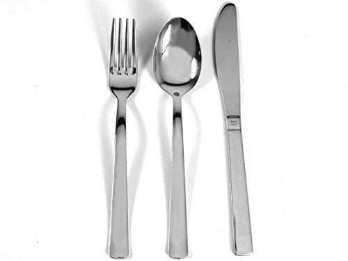 Pinti Inox 0638803 couteaux, acier inoxydable, gris
