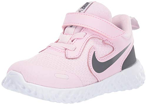 Baby Pink Running Shoes