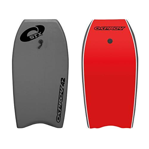 Osprey STX - Tabla de Bodyboard con Correa, para niños y
