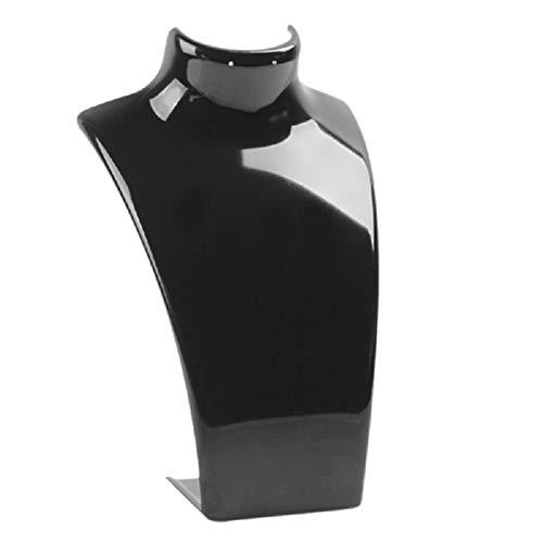MJuan-Clothing Black and White Acrylic Display Rack Earring Display Storage Necklace Display Model Rack Jewelry Display Rack