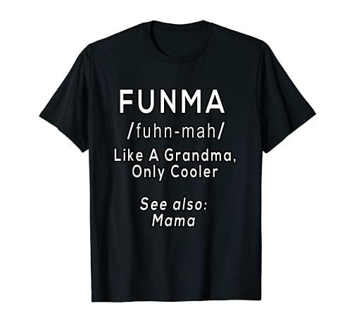 Funny Funma Fun Grandma T-Shirt