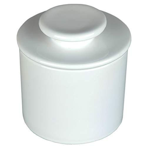 Porcelain Butter Keeper Crock,Butter Dish Classic