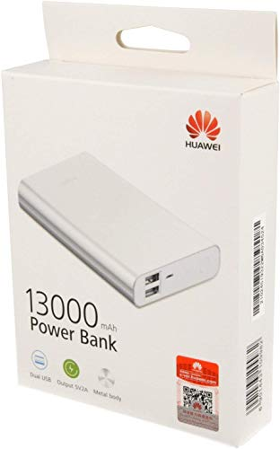 Huawei Accessories Huawei Powerbank AP007 13000mAh, 2X USB 5V/2A