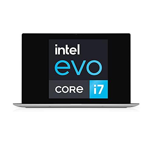 """DELL XPS 13 9310 Computer Portatile Nero, Platino, Argento 34 cm (13.4"""") 3840 x 2400 Pixel Touch Screen Intel Core i7-11xxx 16 GB LPDDR4x-SDRAM 512 GB SSD Wi-Fi 6 (802.11ax) Windows 10 Home - DELL"""
