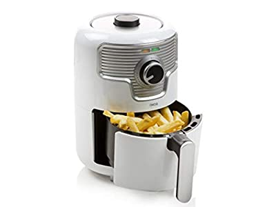 Domo Mini friteuse à air chaud Deli-Fryer - 1,6 l - 1000 W - Plastique - 1,6 l