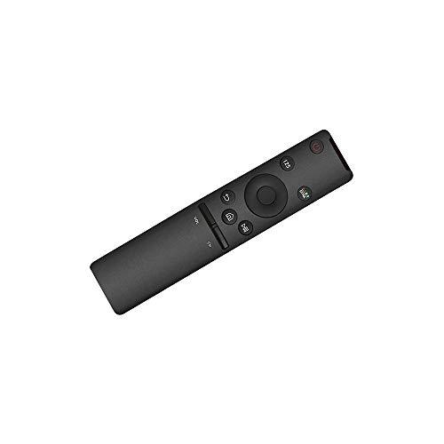 SccKcc Mando a distancia compatible con Samsung 2K 4K 8K 3D HD UHD curvo LED QLED Smart TVs y televisores antiguos BN59-01259B/D/E BN59-01241A