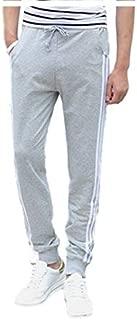 [アンリ] 楽ちん スウェット おしゃれ 三本ライン ルームウェア スポーツカジュアル ジョガーパンツ S ~ XL メンズ