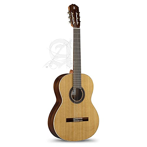 Guitarra Clásica Española Alhambra 1C Hybrid Terra