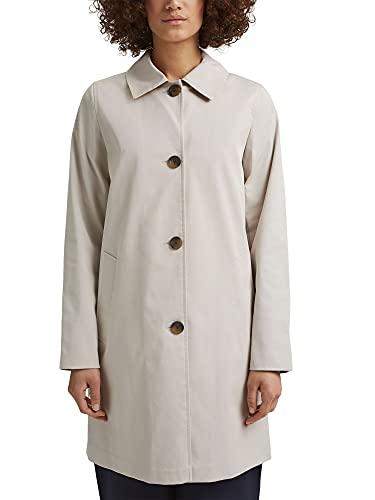 Esprit 021EE1G302 Jacket, 295/Crème Beige, L Femme