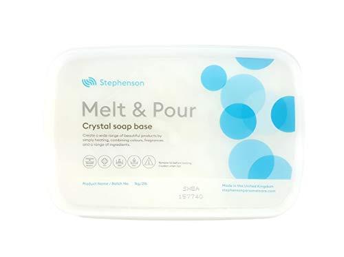 Base de savon au beurre de karité 2 kg SANSSLS