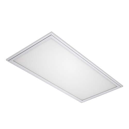 LED-paneel voor buiten (IP44) geschikt voor inbouw- of inbouwmontage