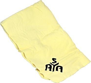 YISAMA Asciugamano Sportiva, Raffreddamento Asciugamani del Camoscio di PVA Ideale Per Nuoto, Campeggio, Pesca, Basta Scolarla e Asciugare di Nuovo, Imballaggio Flessibile 43x66 cm Colore Giallo