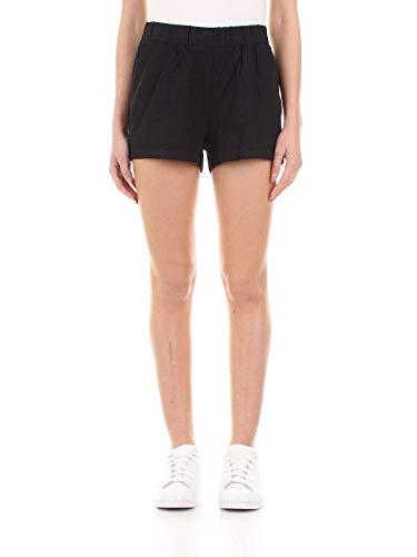 Vero Moda NOS Vmanna Milo Short Shorts Noos, Pantaloncini Donna, Nero Black), 40 (Taglia Produttore: X-Small)