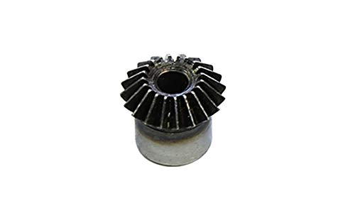 WNJ-TOOL, 1 STÜCK 1M27 Zähne Kegelrad Außendurchmesser 28 mm Gesamthöhe 22 mm Prozessloch Low Carbon Steel Material Getriebe (Farbe : Process Hole, Größe : 27 Teeth)