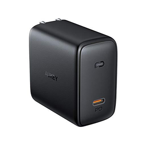 AUKEY AUKEY(オーキー) USB充電器 Omnia 100W PD対応 [USB-C 1ポート] ブラック AUKEY(オーキー) Black PA-B5-BK