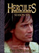 Hercules: Legendary Journey - Season 6 [DVD]