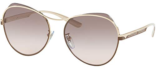 Sunglasses Bvlgari BV 6120 20373B PALE GOLD/MATTE BRONZE