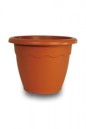 House & Style 110 Pot de Jardin, Marron, 70 x 70 x 49 cm
