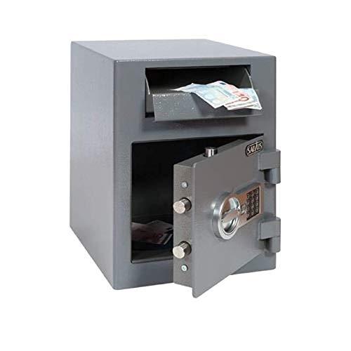 Sistec Deposittresor Monopoli 1, Elektronisches Tastenschloss EM2020, H48.9xB34.2xT38.1 cm, 38 kg