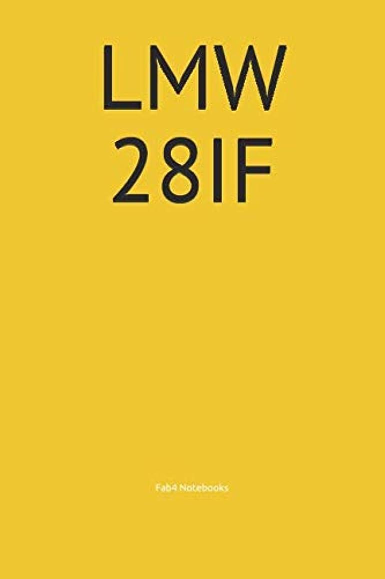 ソビエト条約糸LMW 28IF