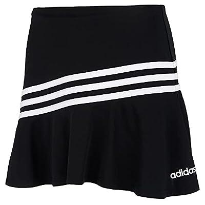 adidas Girls' Big Sport Skort, Black, Medium from adidas