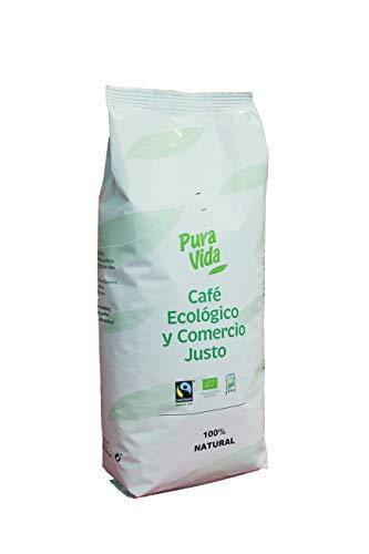 Pura Vida Café Ecológico y Comercio Justo en Grano 100% Ar