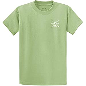 Men's Heavy Cotton T-Shirts. Regular, Big and Tall Sizes