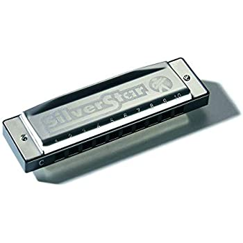 Hohner Silver Star M50410X A-Harmonica